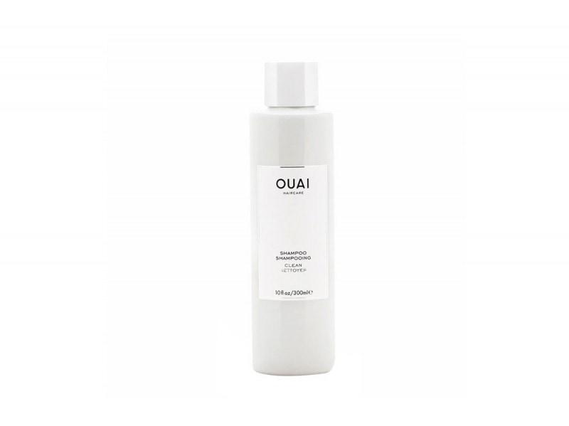 capelli grassi OUAI clean shampoo