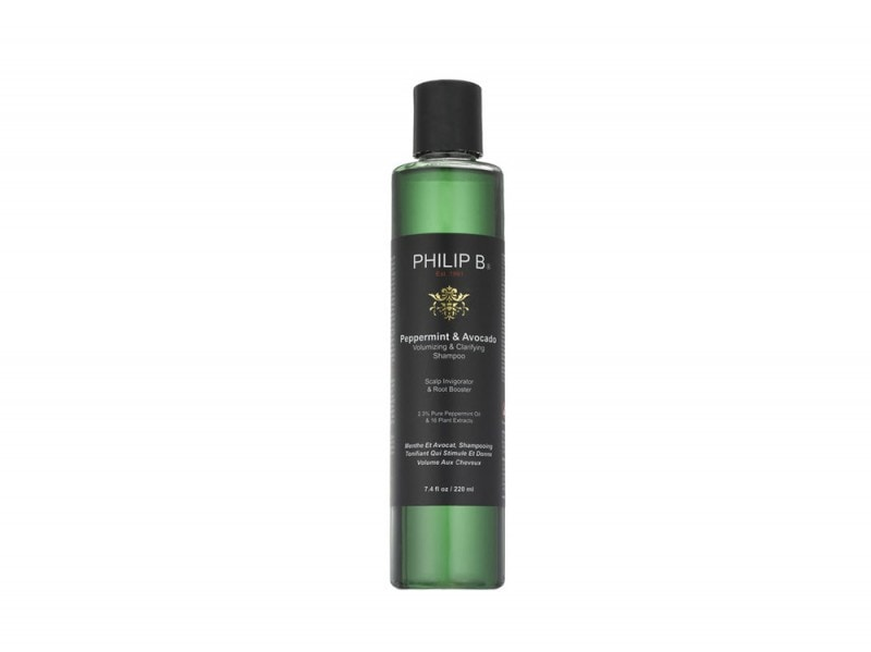 capelli grassi PHILIP B peppermint avocado shampoo