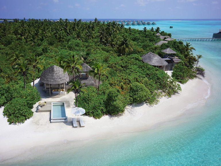 Six Senses Laamu  Maldive