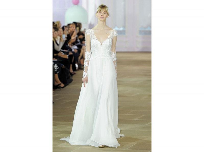 cff7dbe6e4a2 Vestiti da sposa  le novità di Ines Di Santo - Grazia.it