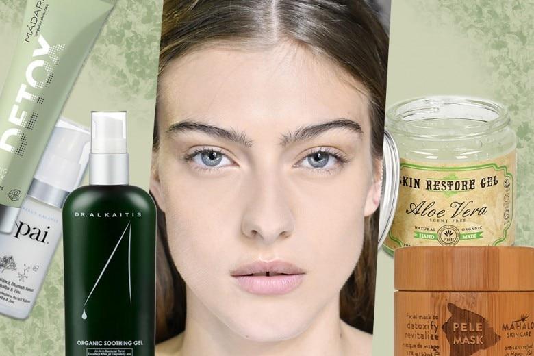 Acne: i migliori cosmetici bio per trattarla