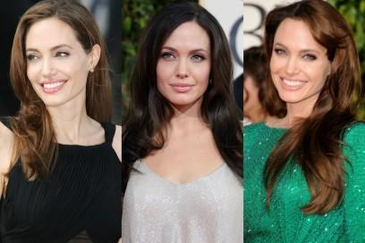 Angelina Jolie capelli: colore, acconciature ed evoluzione del look