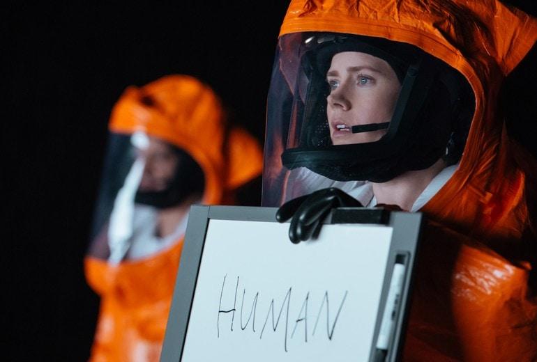 Arrival è un film di fantascienza che vi piacerà: ecco perché
