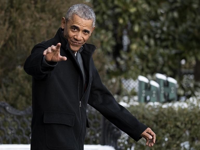 barack obama cappotto