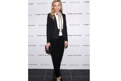 brit-marling-gucci-completo-nero