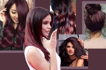 Cherry bombre hair, la tinta capelli rosso sfumato da provare