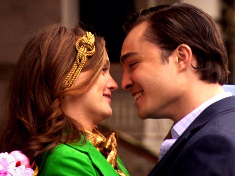 chuck blair gossip girl