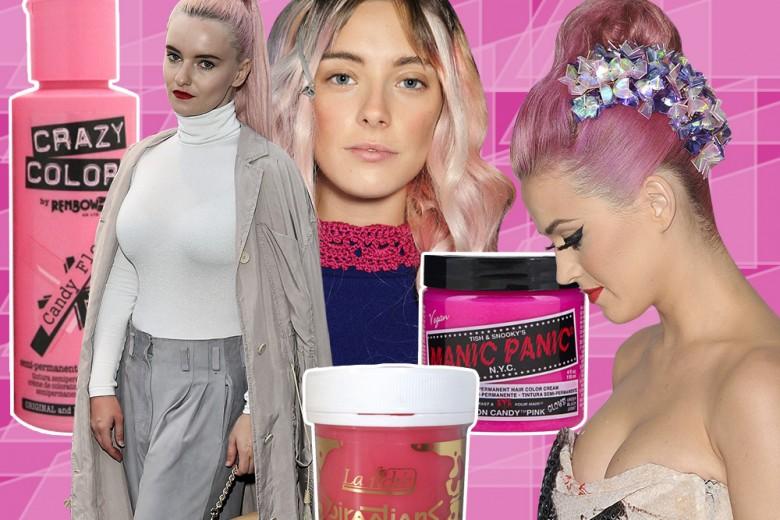 Capelli rosa pastello: come portare la tendenza soft pink