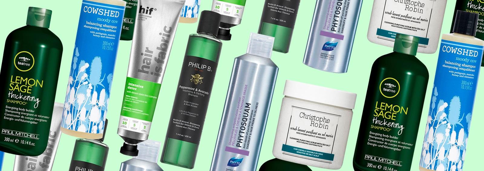 capelli grassi i prodotti top riequilibranti e purificanti