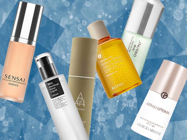 splash skincare la cura della pelle si fa liquida