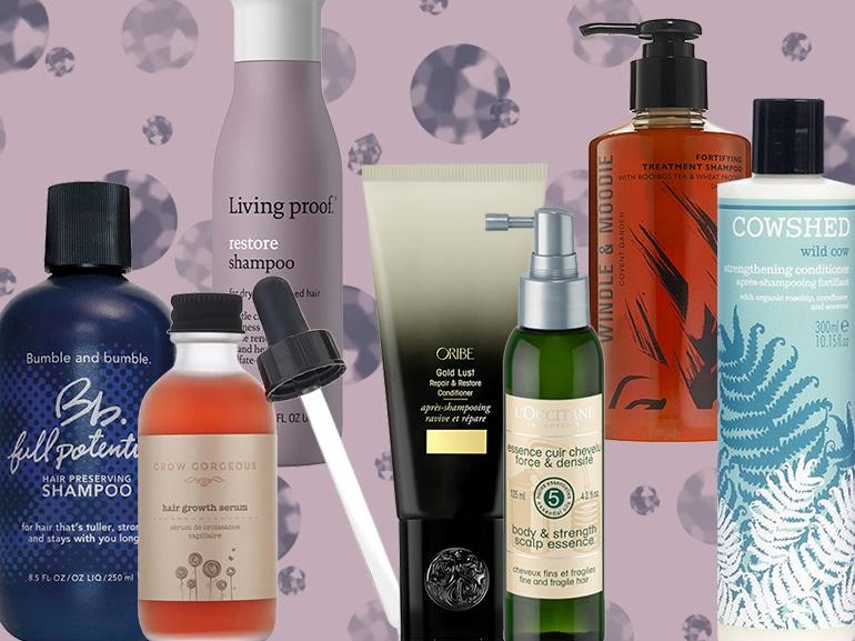 capelli fragili i migliori prodotti rinforzanti