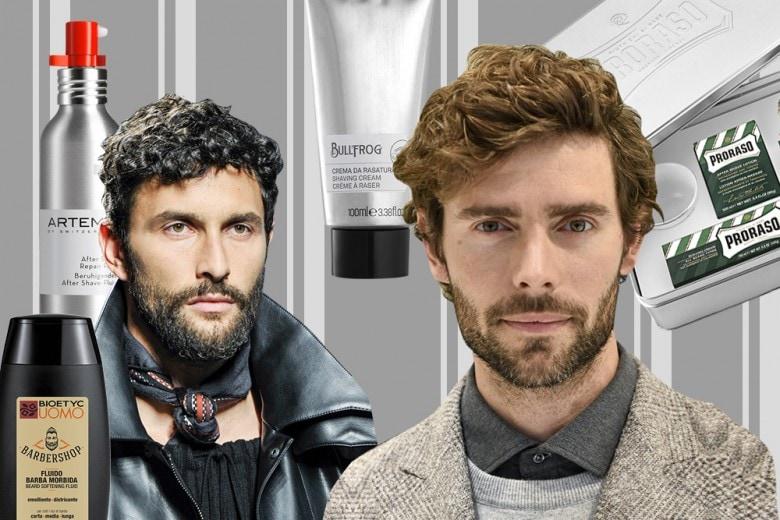 Barba curata: cera, shampoo, balsamo, crema per il grooming must have