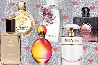 Regali San Valentino: i profumi per lei