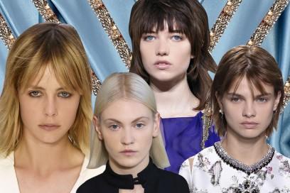 Tagli capelli medi: i più glam della Primavera - Estate 2017