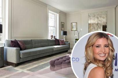La nuova casa di Ivanka Trump a Washington