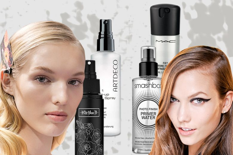 Spray fissante trucco: per un make up a lunga tenuta