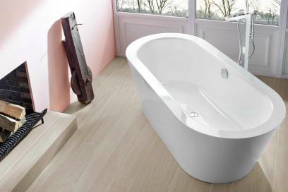 Arredare il bagno con una vasca freestanding