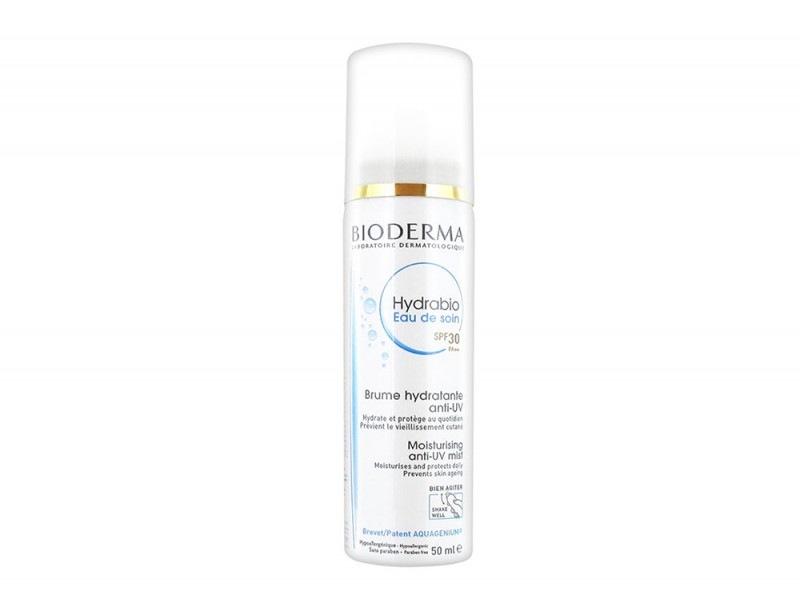 splash skincare eau-de-soin-spf-30-bioderma