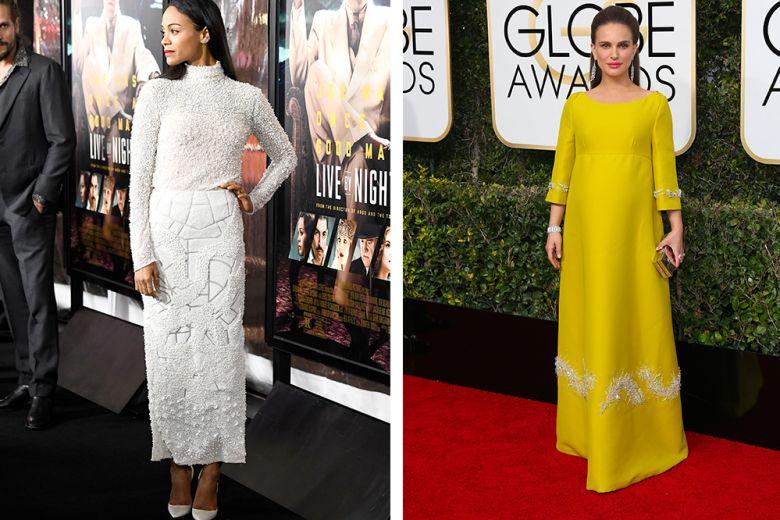 Da Natalie Portman a Chanel Iman: le Best Dressed della settimana