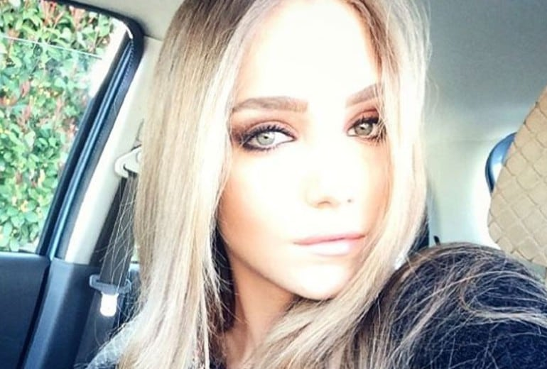 Federica Lucaferri: Faccio impazzire Christian De Sica a forza di selfie