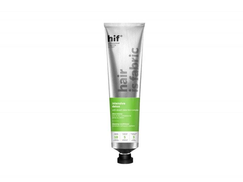 capelli grassi hif intensive detox support