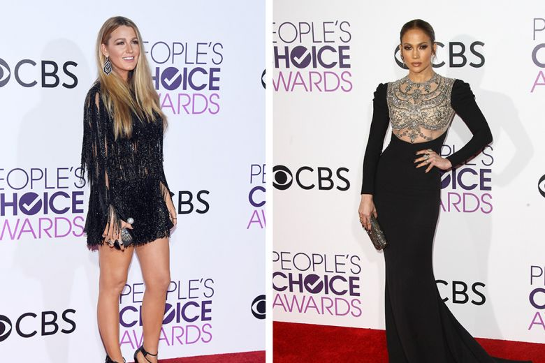 People's Choice Awards 2017: tutti i look delle star sul red carpet