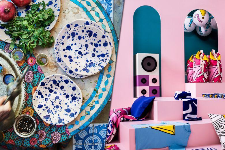 IKEA: le nuove collezioni in edizione limitata