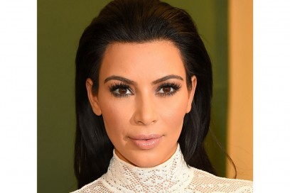 kim kardashian beauty look 2017