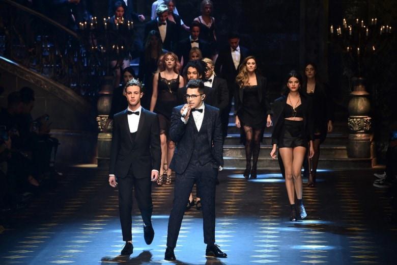 Da Dolce & Gabbana sfilano i Millenials