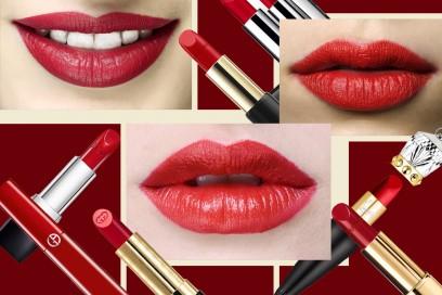 Miglior rossetto rosso: i must have da provare