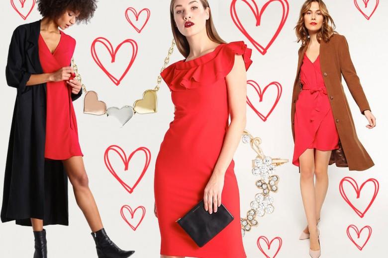 San Valentino 2017: 3 look in rosso per la festa degli innamorati