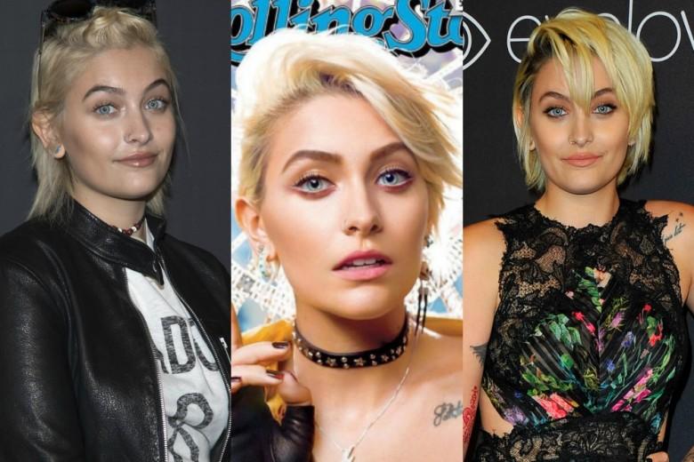 Paris Jackson capelli e trucco: i look più belli della figlia di Michael