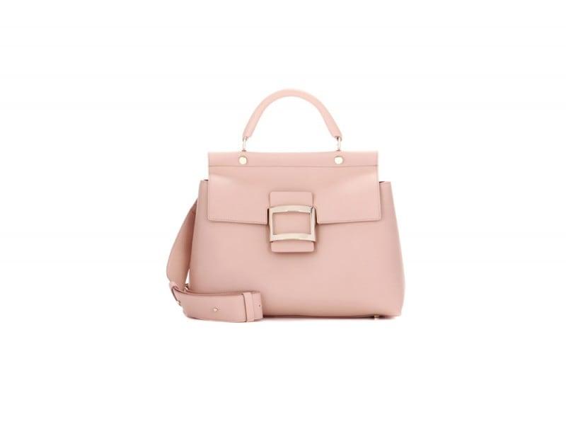 borsa rosa cipria