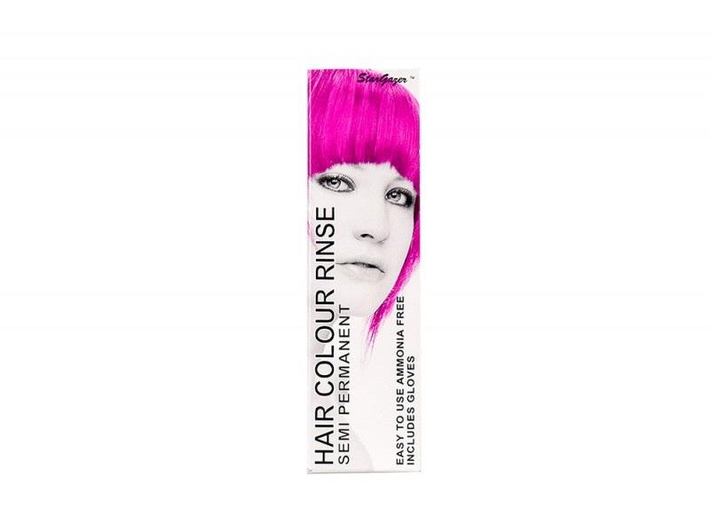 capelli rosa pastello stargazer uv pink