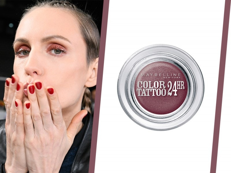 ombretto berry maybelline