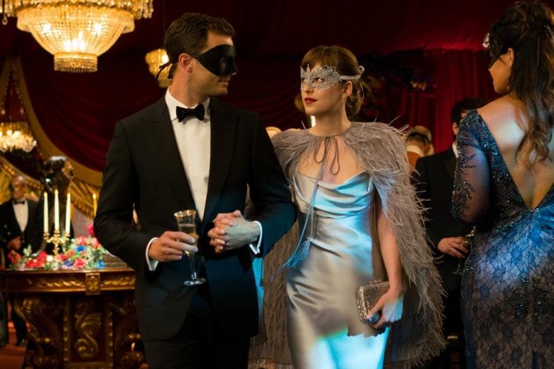 50 sfumature di nero: i look di Jamie Dornan e Dakota Johnson
