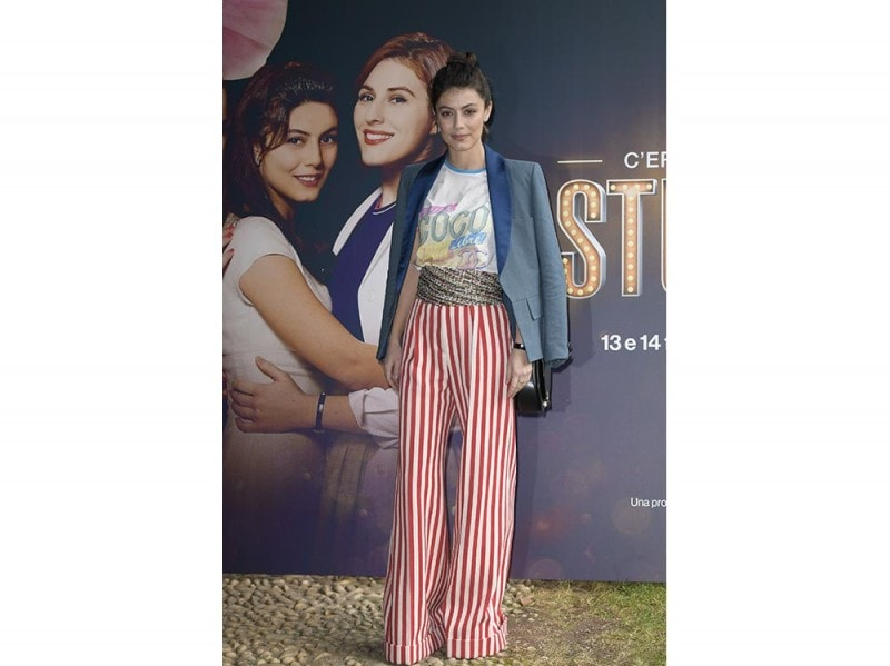 Alessandra-Mastronardi in Chanel-splash