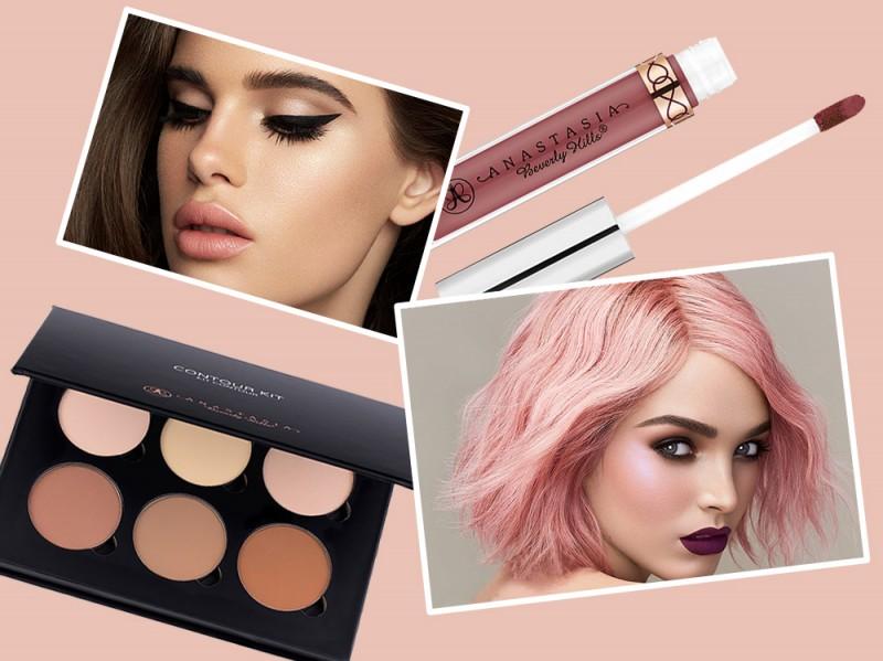 Anastasia beverly Hills make up brand stranieri da tenere d'occhio