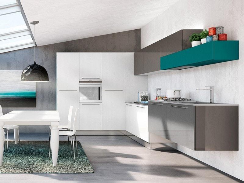 Le cucine pi belle del 2017 - Cucine berloni 2017 ...