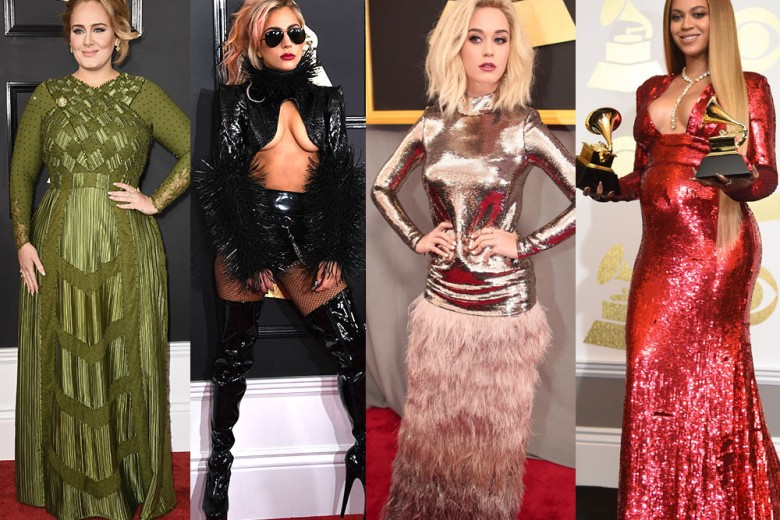 Tutti i look dei Grammy Awards 2017
