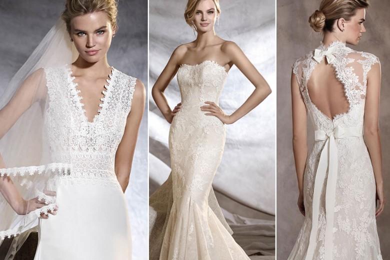 Pronovias: gli abiti da sposa della collezione 2017