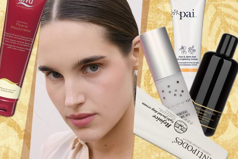 Pelle grassa e mista: i migliori cosmetici bio per trattarla