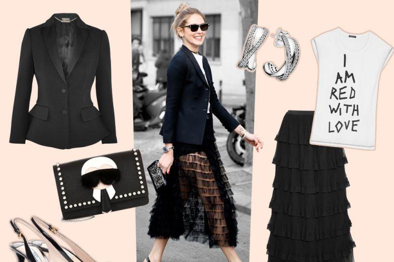 Chiara Ferragni in Dior Couture: get the look!