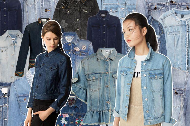 Giacche di jeans: tutte le novità per la primavera
