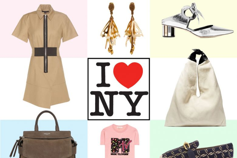 I must have da New York per la Primavera-Estate 2017