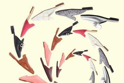 Slippers: i modelli in stile sabot per la Primavera