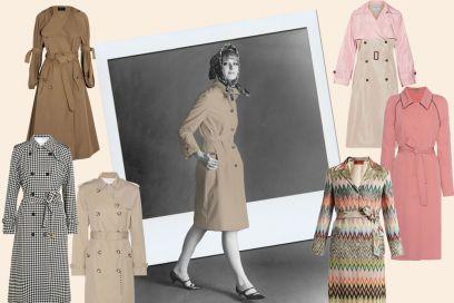 Trench: i modelli più cool per la Primavera 2017