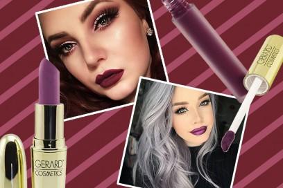 Gerard cosmetics make up brand stranieri da tenere d'occhio