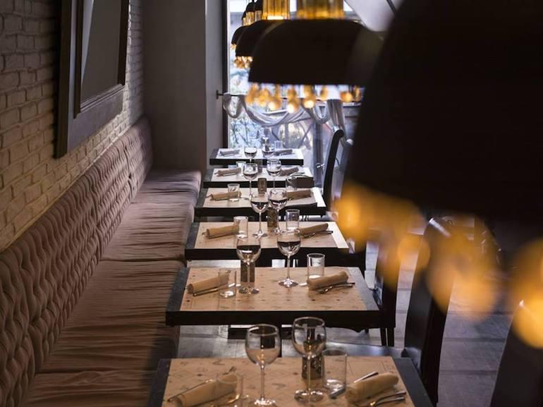 Gli ulivi ristorante Roma