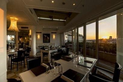 Guida Ballerino hotel Bernini Bristol ristorante Roma
